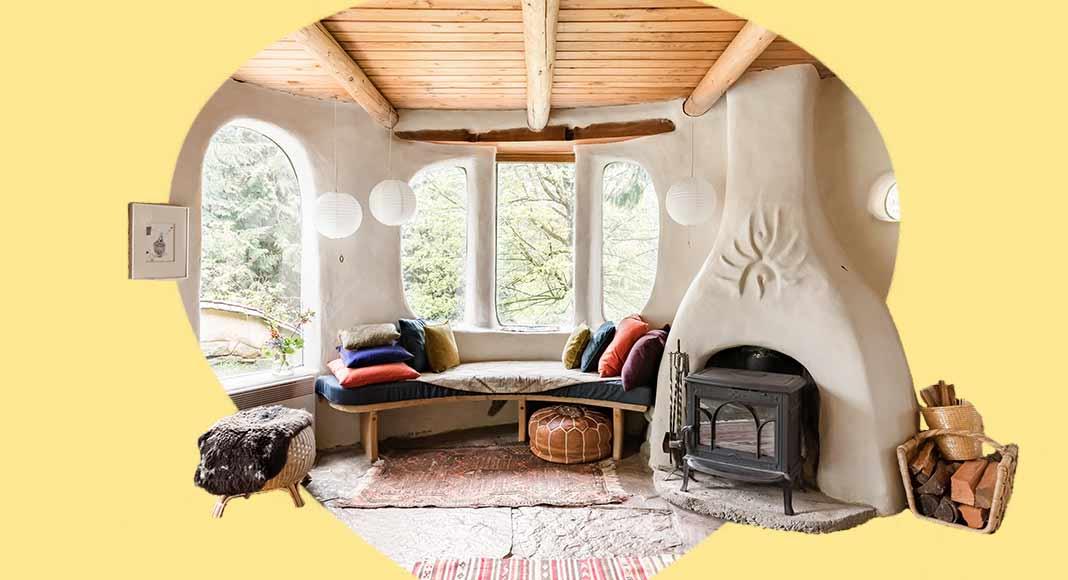 10 case perfette dove tutti vorremmo leggere durante il Natale