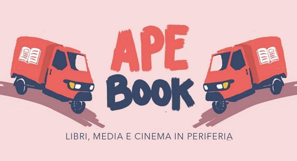 ApeBook, l'apecar che porta i libri nel quartiere della Magliana
