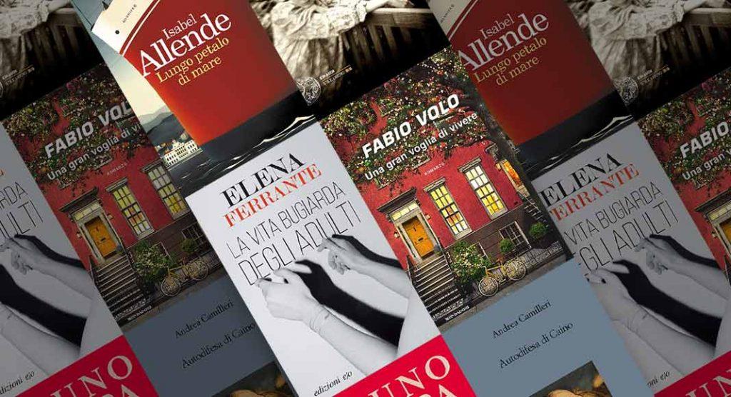 Classifica dei libri più venduti, Carofiglio in testa alla top ten