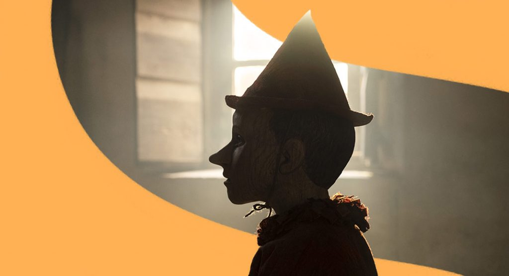 Pinocchio ritorna sul grande schermo, Benigni È Geppetto