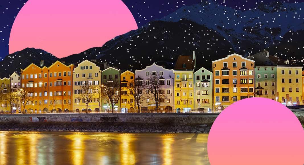 Viaggio a Innsbruck, per passare un romantico e magico Natale