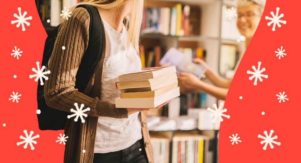 In cerca di regali di Natale Ecco i libri da comprare sotto i 15 €