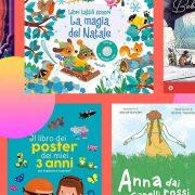 I dieci libri da regalare a Natale ai nostri bambini