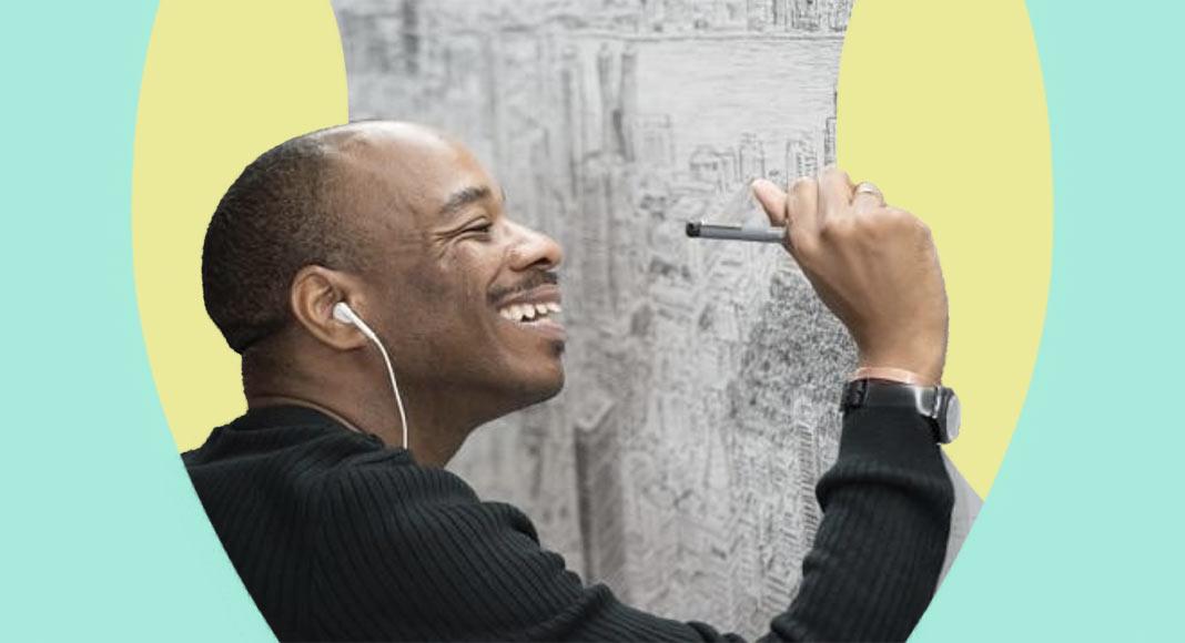Stephen Wiltshire, l'artista autistico che disegna le città nei minimi particolari