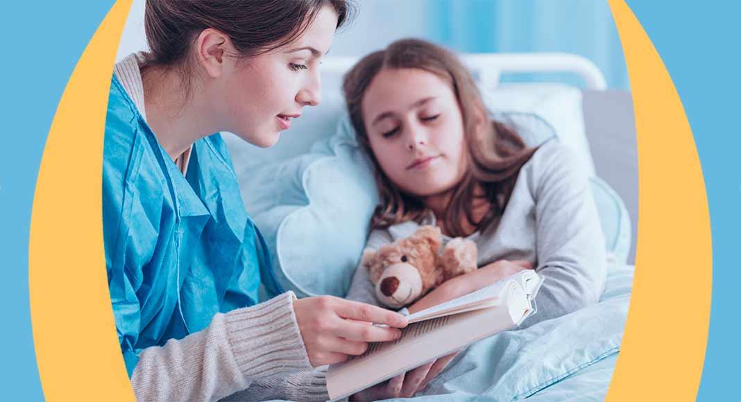 Libri come medicina, arrivano le letture ad alta voce in ospedale