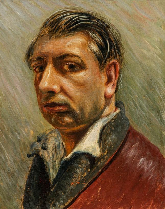 Giorgio De Chirico Autoritratto 1