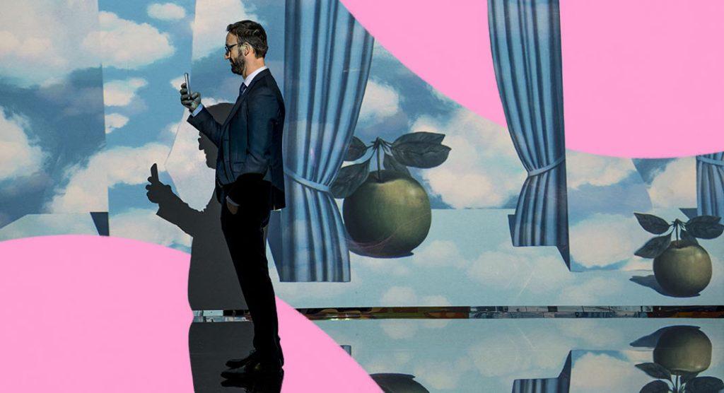 Inside Magritte mostra multimediale arriva Firenze 1024x556 1