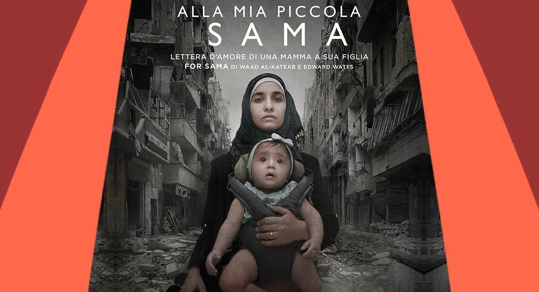 """""""Alla mia piccola Sama"""", la guerra in Siria vista attraverso gli occhi di una donna"""