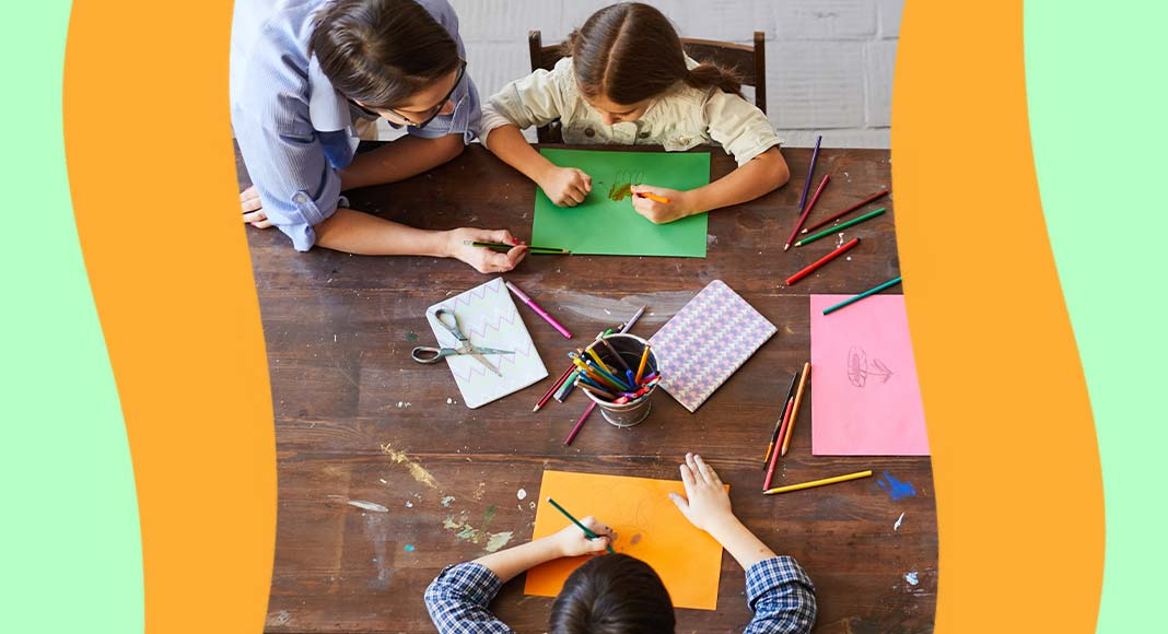attivita-per-distrarre-bambini-a-casa