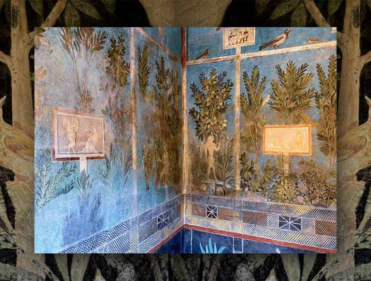 """Pompei, riapre dopo 40 anni la """"Casa degli amanti"""""""