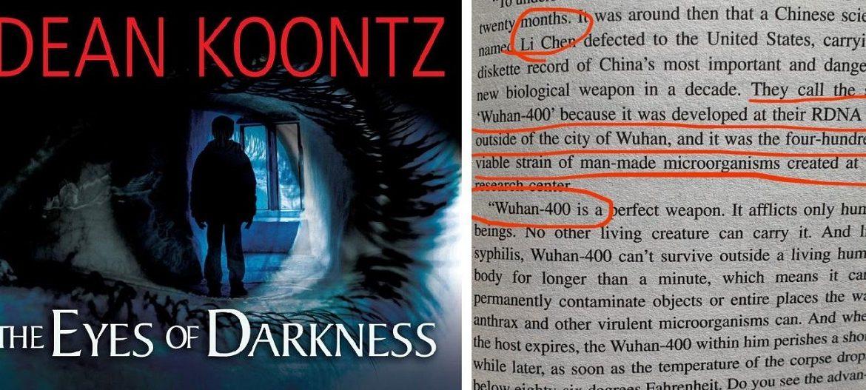 Coronavirus, la strana profezia contenuta in un libro uscito nel 1981