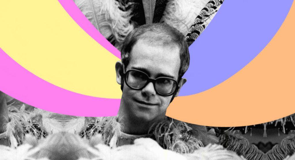 """""""Your Song"""" di Elton John, la dichiarazione d'amore più bella in musica e parole"""