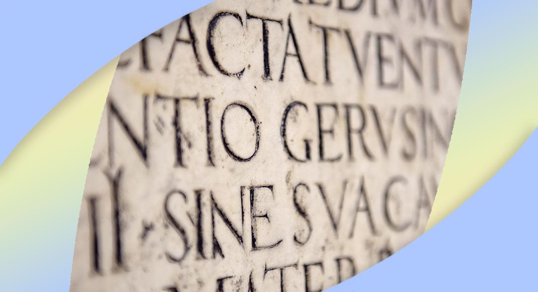 Le parole in latino che usiamo ancora oggi
