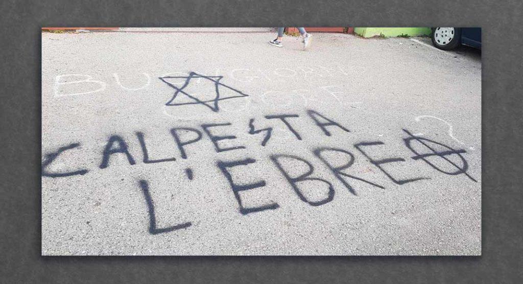 messaggi-antisemiti