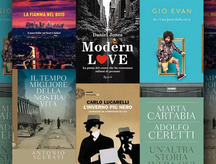 I dieci libri da leggere in uscita a marzo