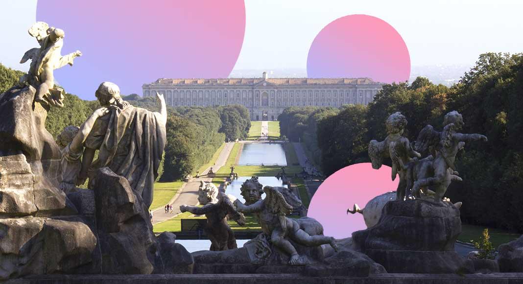 La Reggia di Caserta, la residenza reale più grande al mondo