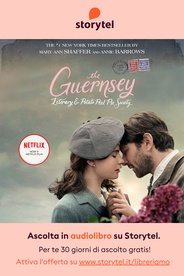 8 - The Guernsey - Mary Ann Shaffer e Annie Barrows