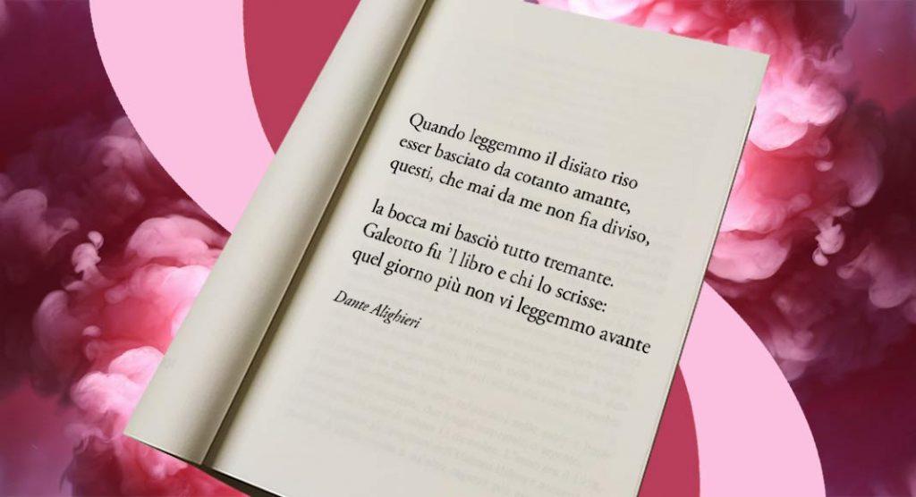 La storia di Paolo e Francesca nei celebri versi di Dante Alighieri