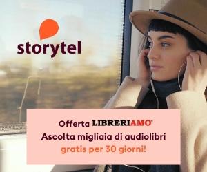 Offerta Storytel Libreriamo