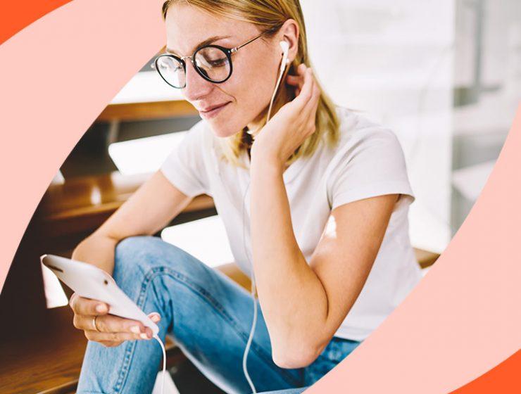 #Andràtuttobene, la playlist di 10 audiolibri da ascoltare