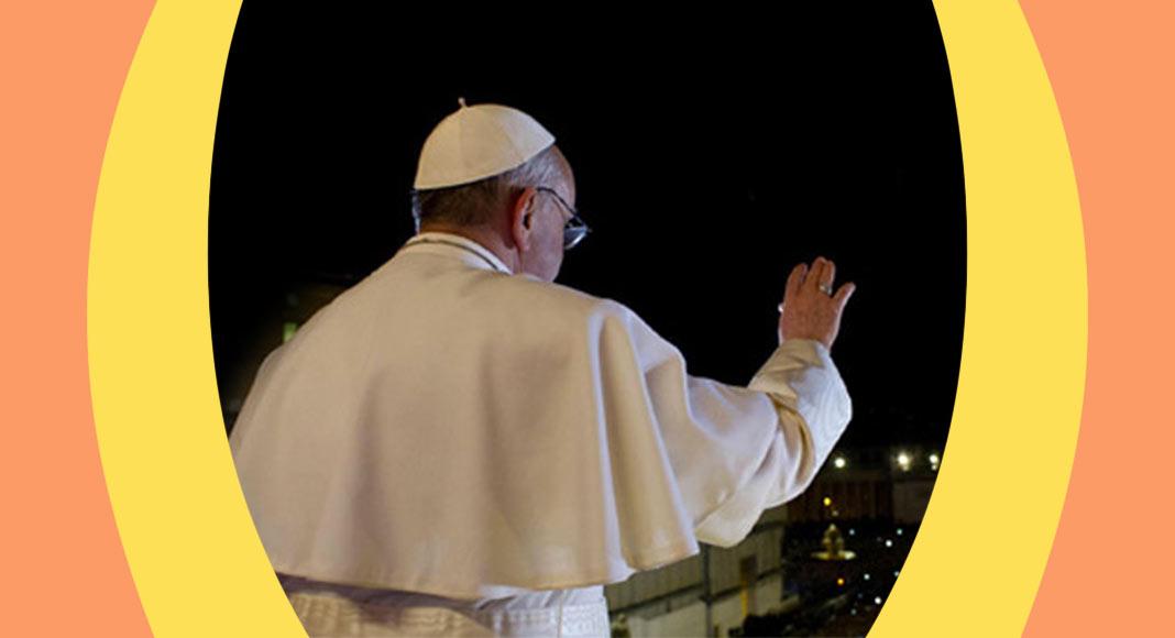 """""""Non lasciarci nella tempesta"""", la preghiera di Papa Francesco"""