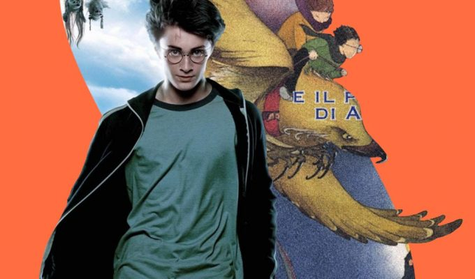 Harry Potter e il prigioniero di Azkaban, le differenze tra libro e film
