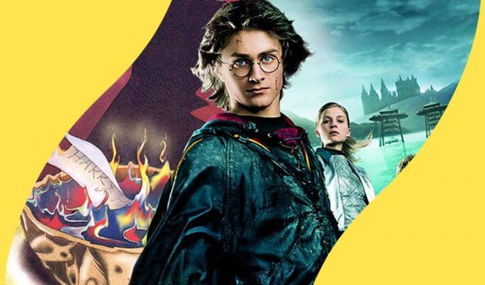 Harry Potter e il Calice di Fuoco, le differenze tra libro e film