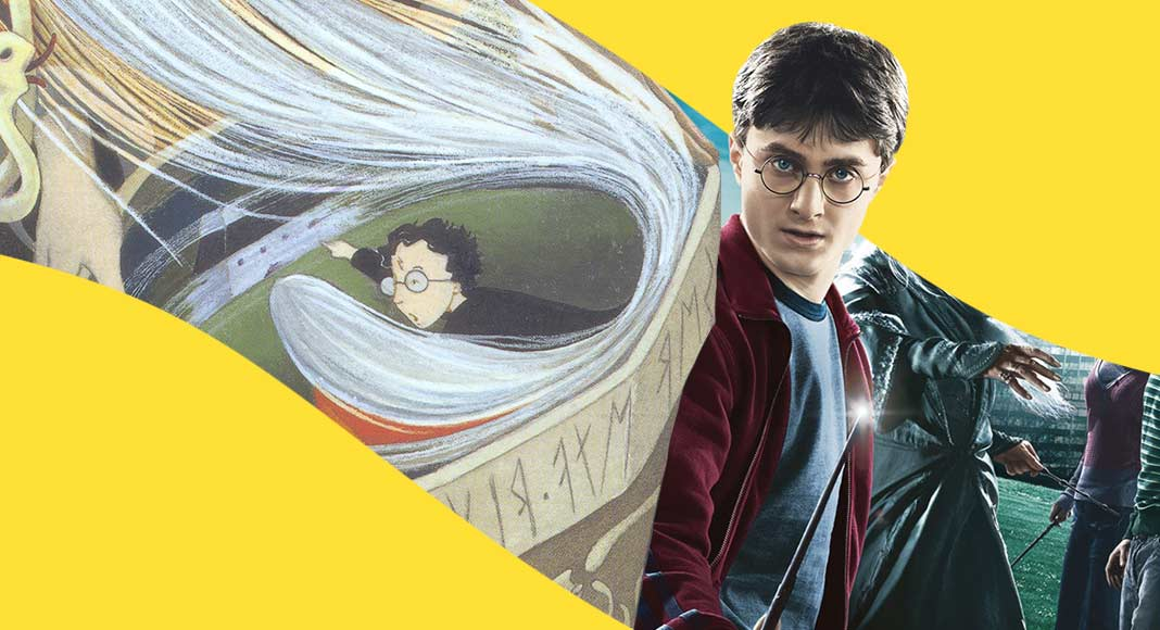 Harry Potter e il Principe Mezzosangue, le differenze tra il libro e il film