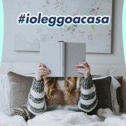 #ioleggoacasa, l'invito alla lettura che spopola sui social