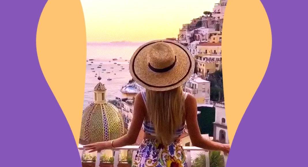 """""""Italia, bellezza da condividere"""", il videoche celebra le bellezze italiane"""
