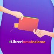 Libreriamo insieme, condividere la lettura dei libri per stare uniti nei giorni di isolamento