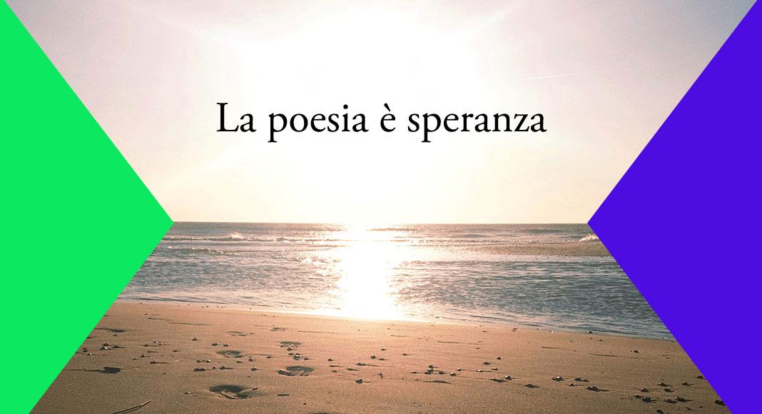 poesie speranza