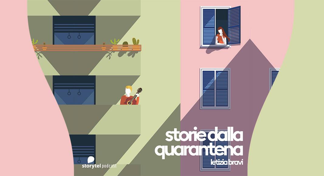 Storie dalla quarantena, il podcast con i racconti dell'isolamento in Italia