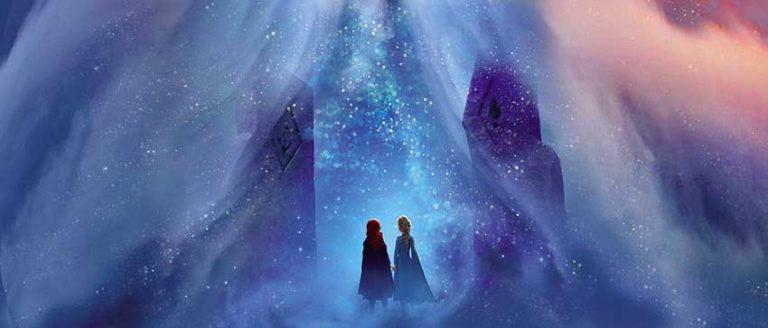 Frozen 2 – Il Segreto di Arendelle, 2019 Lisa Keene Concept art Disegno digitale su carta © Disney