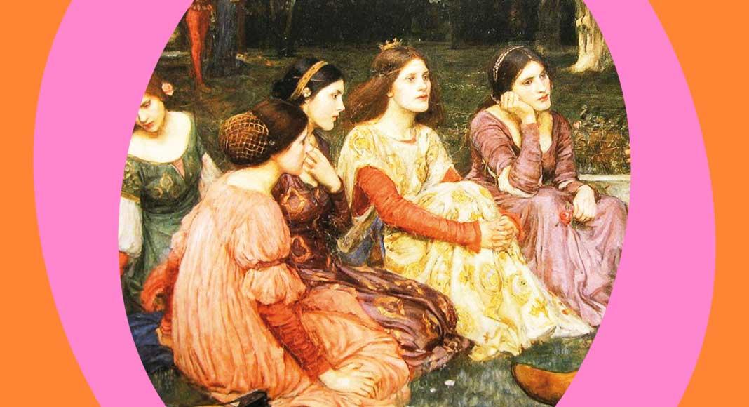 Le donne nel Decameron, da oggetti del racconto a soggetti narrativi