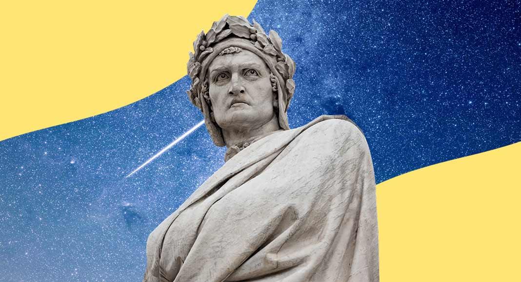 """""""E quindi uscimmo a riveder le stelle"""", i versi di Dante e la speranza di oggi"""
