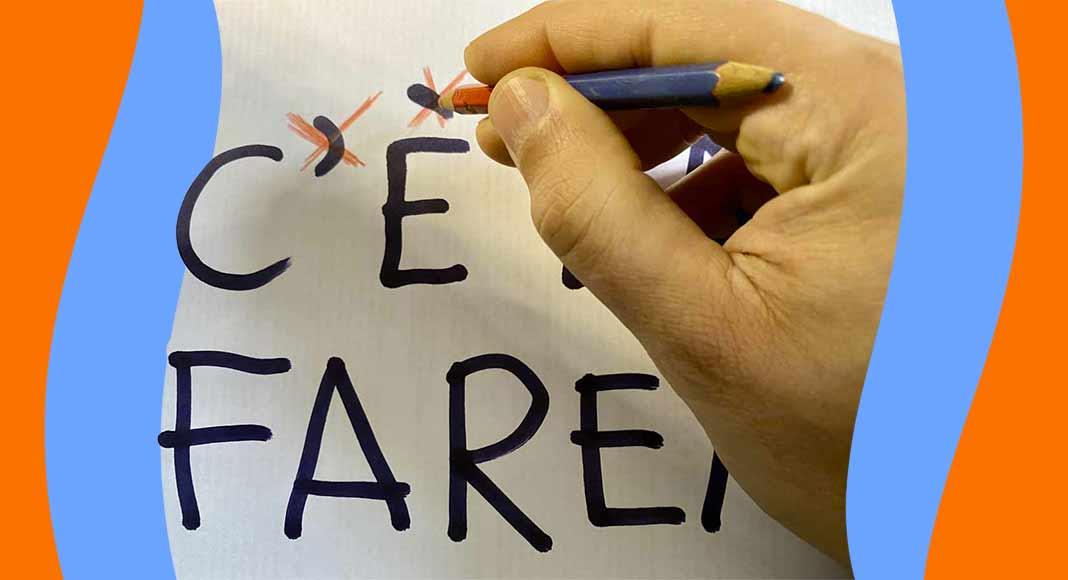 Le parole del Coronavirus e gli errori grammaticali commessi dagli italiani