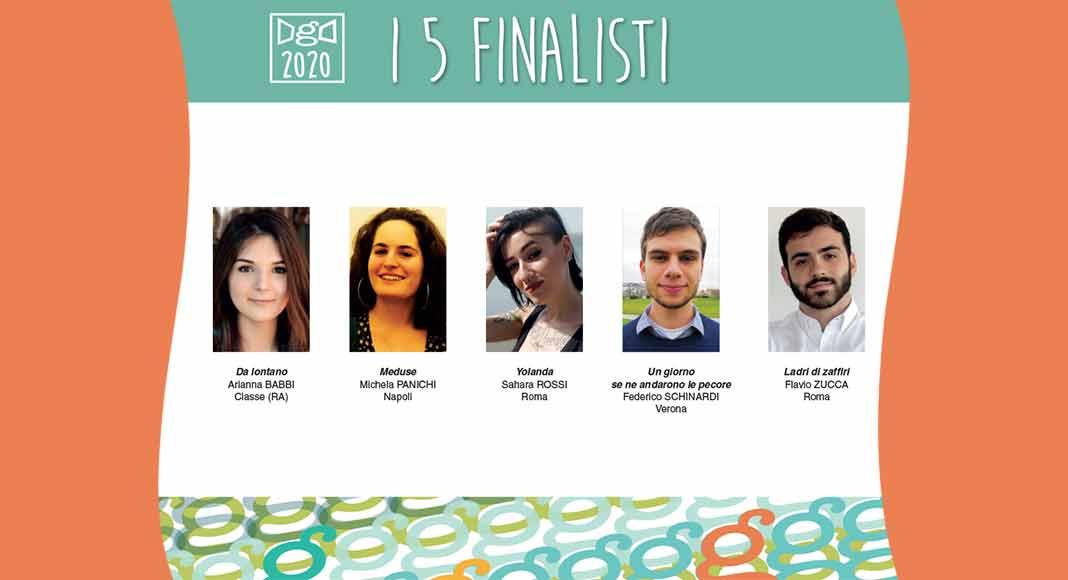 Campiello Giovani, annunciati sui social i 5 finalisti