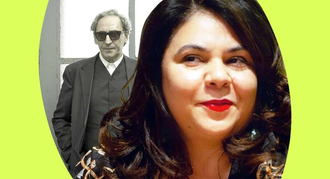"""Michela Murgia contro Franco Battiato, """"I suoi testi sono min..."""""""