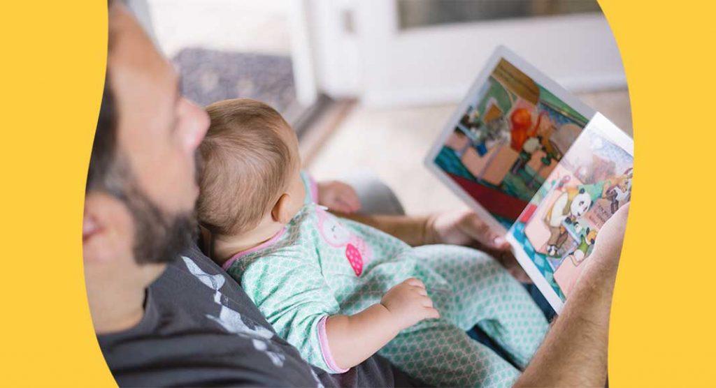 Come prendersi cura dei bambini piccoli in casa durante la quarantena