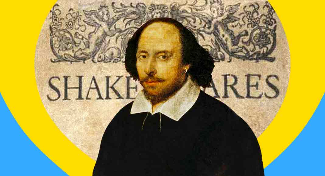shakespeare poesie