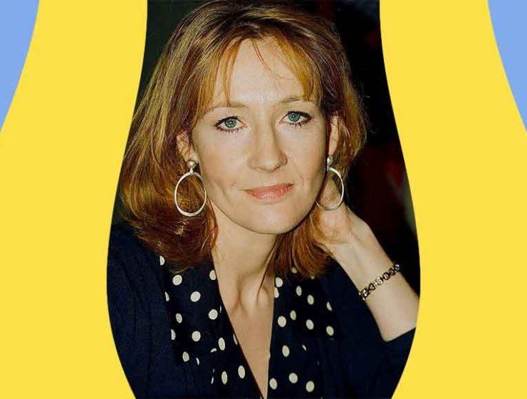 J.K: Rowling cita Ippocrate e si schiera a favore degli infermieri