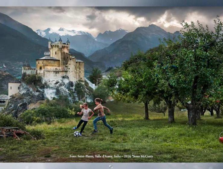"""L'omaggio all'Italia di Steve McCurry, """"Siete nel mio cuore, vi sono vicino"""""""