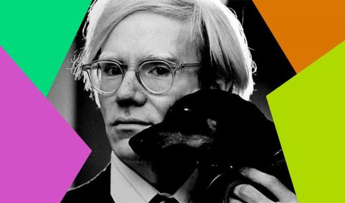 Andy Warhol mostra virtuale tate