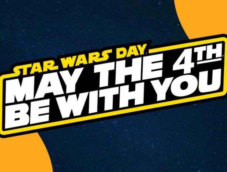 Perché il 4 maggio è lo Star Wars Day