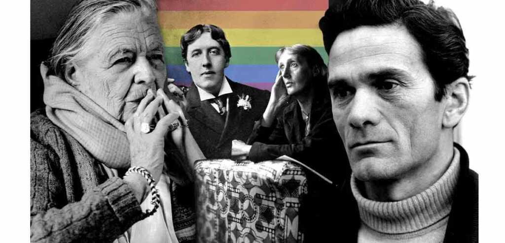 Gli scrittori gay più celebri, da Oscar Wilde a Pasolini