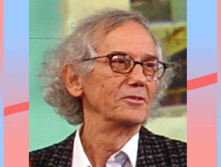 E' morto l'artista Christo, celebre esponente della Land Art
