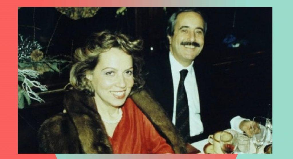 Francesca Morvillo, la moglie di Falcone sempre vicina al marito