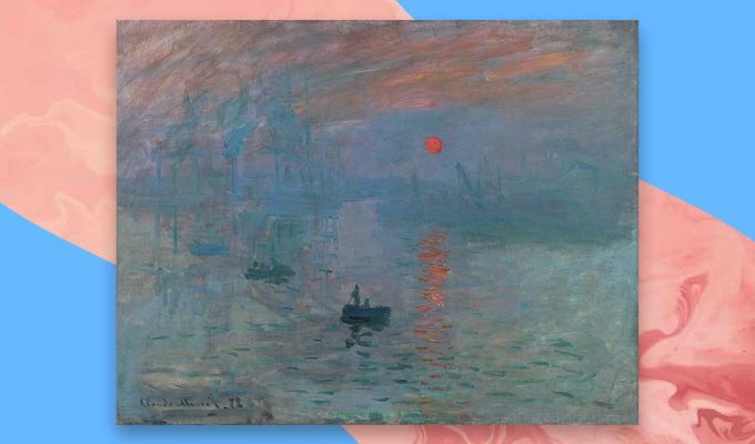 """""""Impressione, levar del sole"""" di Monet, l'alba di un nuovo inizio oggi"""