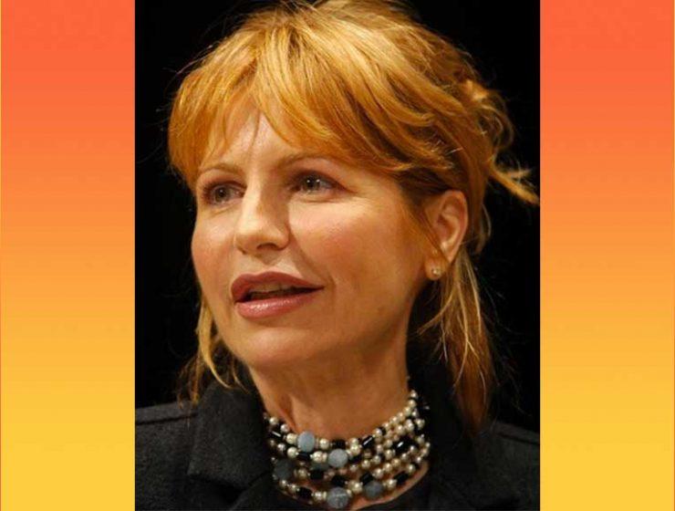 """Lilli Gruber, """"In Italia c'è ancora scarsa considerazione per le donne"""""""